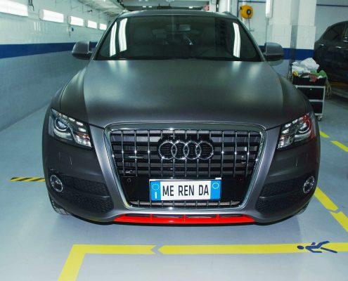 Car Wrapping Audi q5