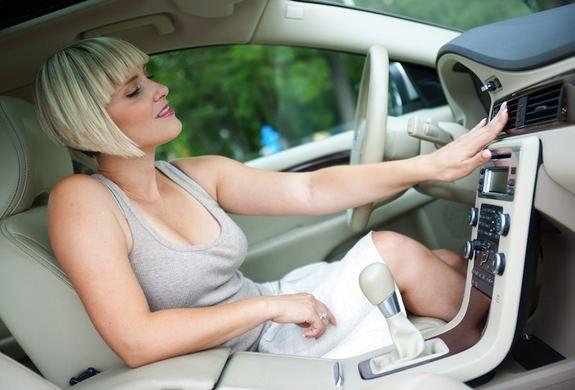 Manutenzione del climatizzatore auto