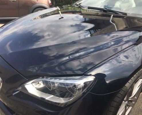 Trattamento al teflon per BMW serie 6 coupè