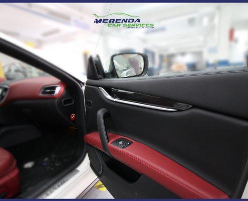 modanature portiere Maserati Ghibli