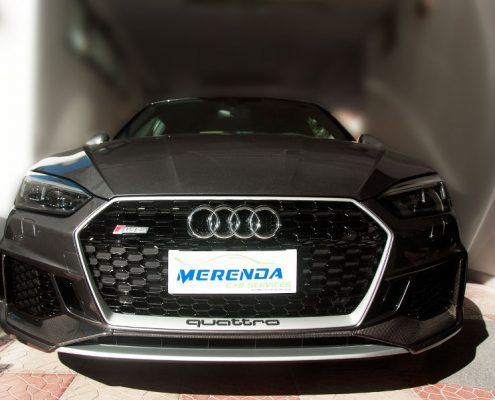 pellicola protettiva Audi RS5