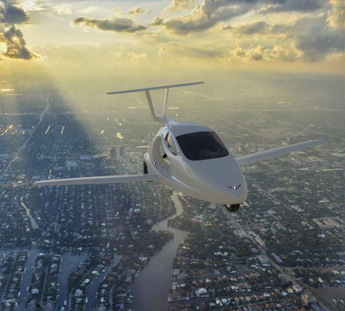 Switchblade, l'auto volante in vendita nel 2018