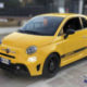 New graphic design Fiat 500 Abarth