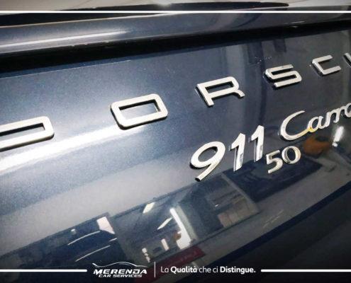 "Pellicolatura su ""PORSCHE 911 Carrera"""