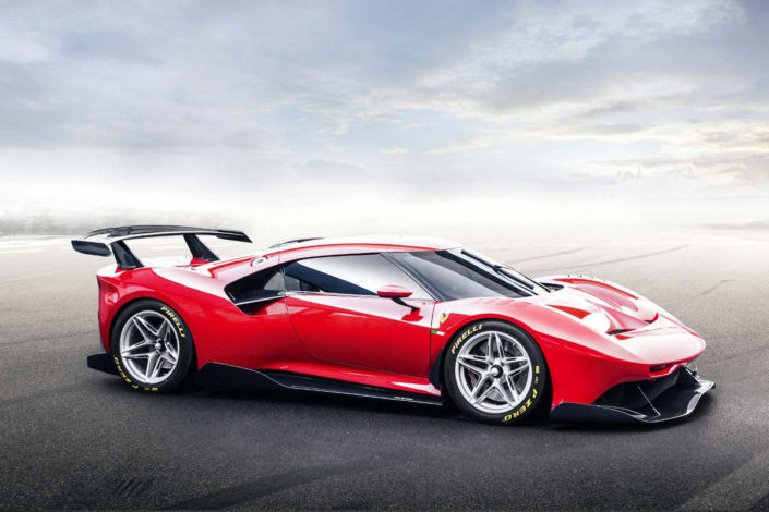 La Ferrari P80/C, 600 CV di potenza per un Hero Car unica