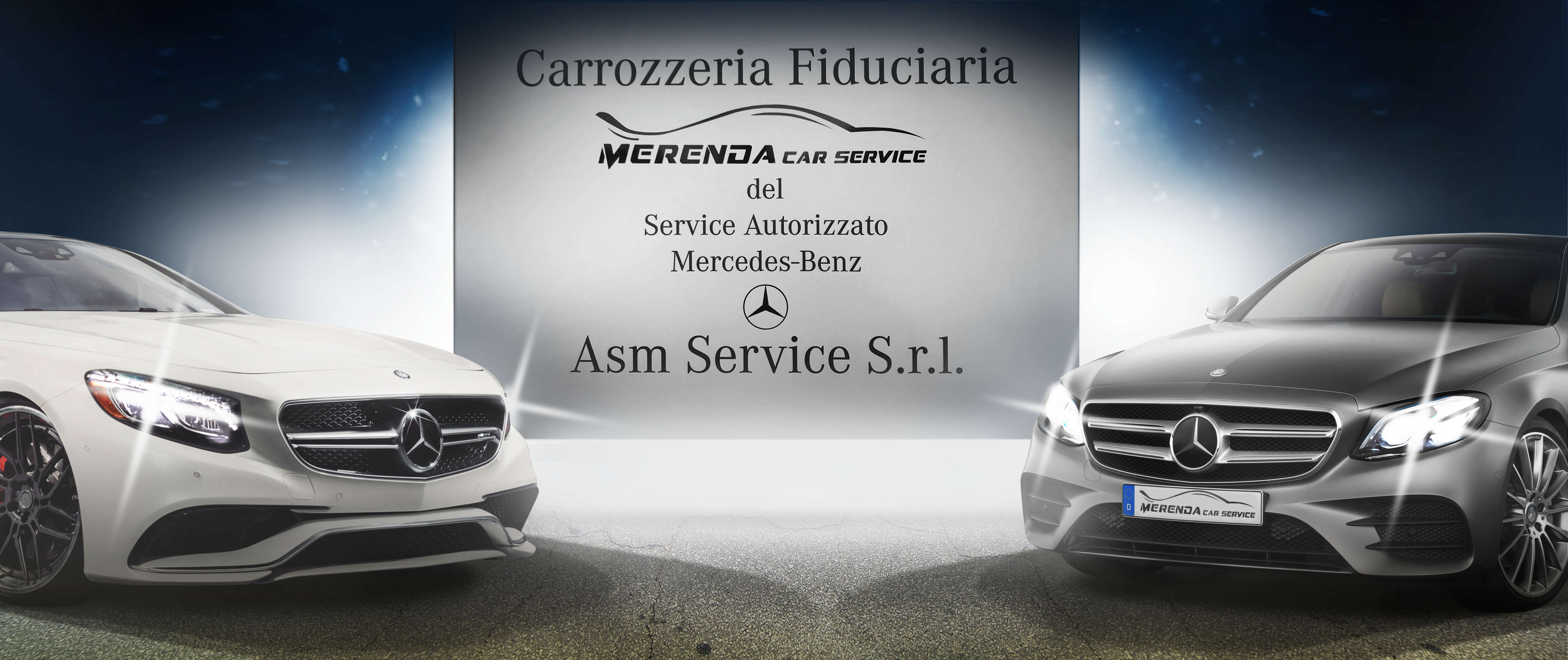 Carrozzeria Fiduciaria Mercedes
