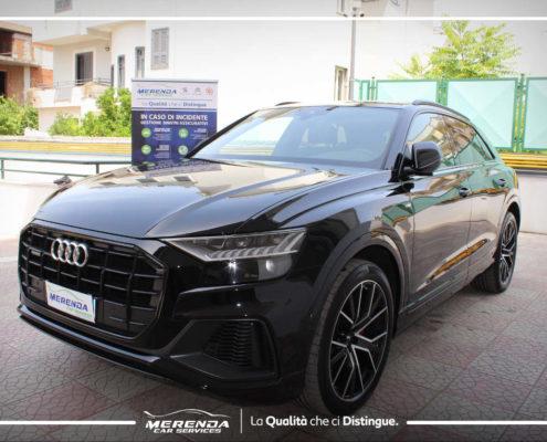 Trattamento al Teflon Audi Q8
