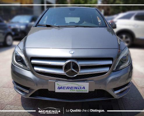 Ripristino Tetto Mercedes B180