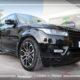 Verniciatura pinze freni e trattamento al teflon Range Rover Sport HSE