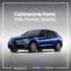 Calibrazione Radar Alfa Romeo Stelvio