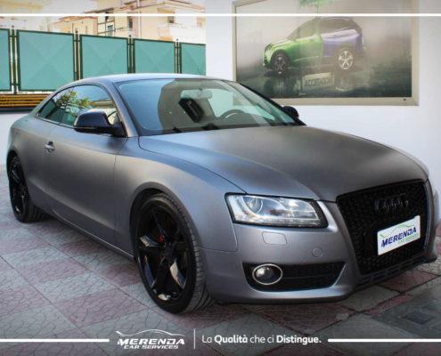 Ripristino carrozzeria Audi A5 Coupé