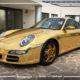 Car Wrapping Porsche Carrera s