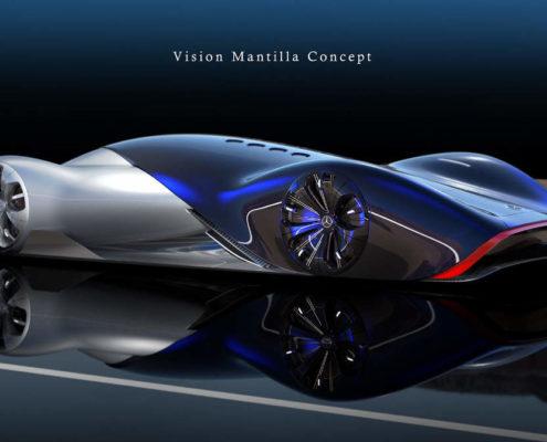 Vision Mantilla Concept,