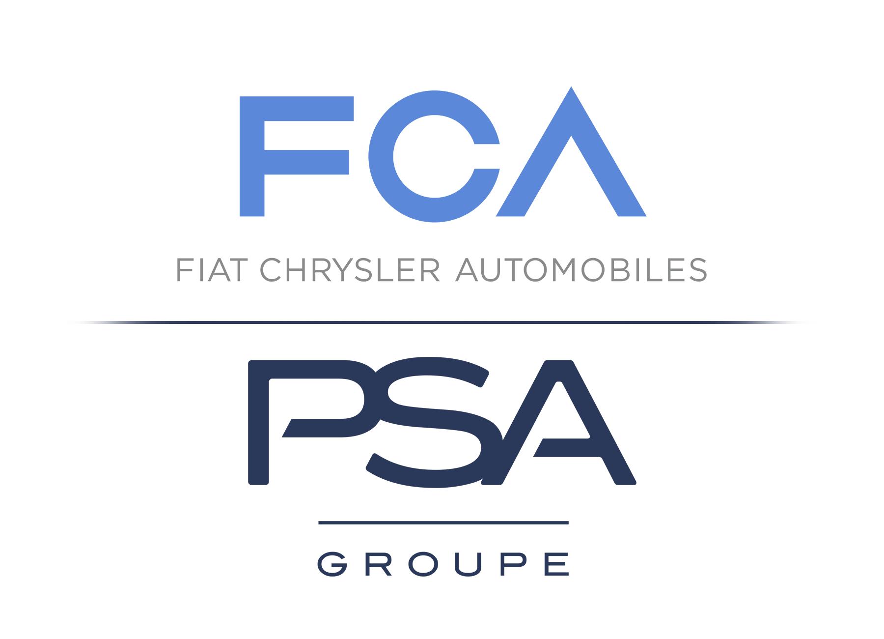 Ipotesi di possibile fusione tra FCA e PSA