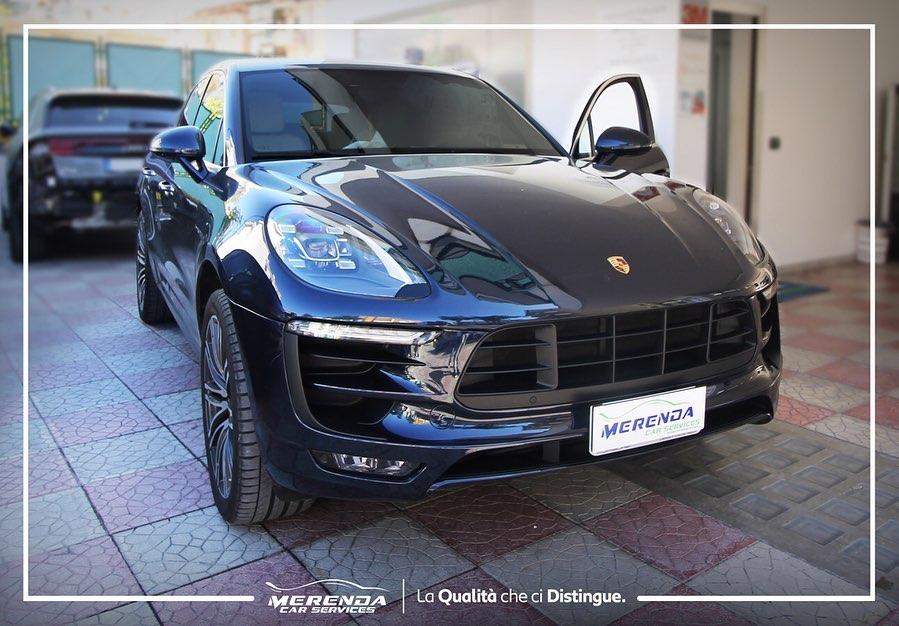 """Ripristino Interni in Pelle su """"Porsche Macan S"""""""