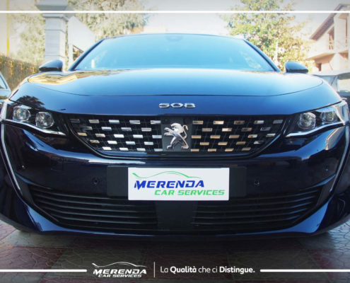 Ripristino Carrozzeria nuova Peugeot 508