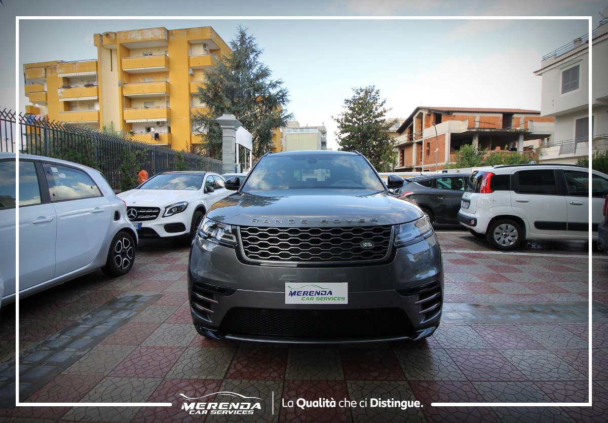 Ripristino carrozzeria Land Rover Velar D240 S