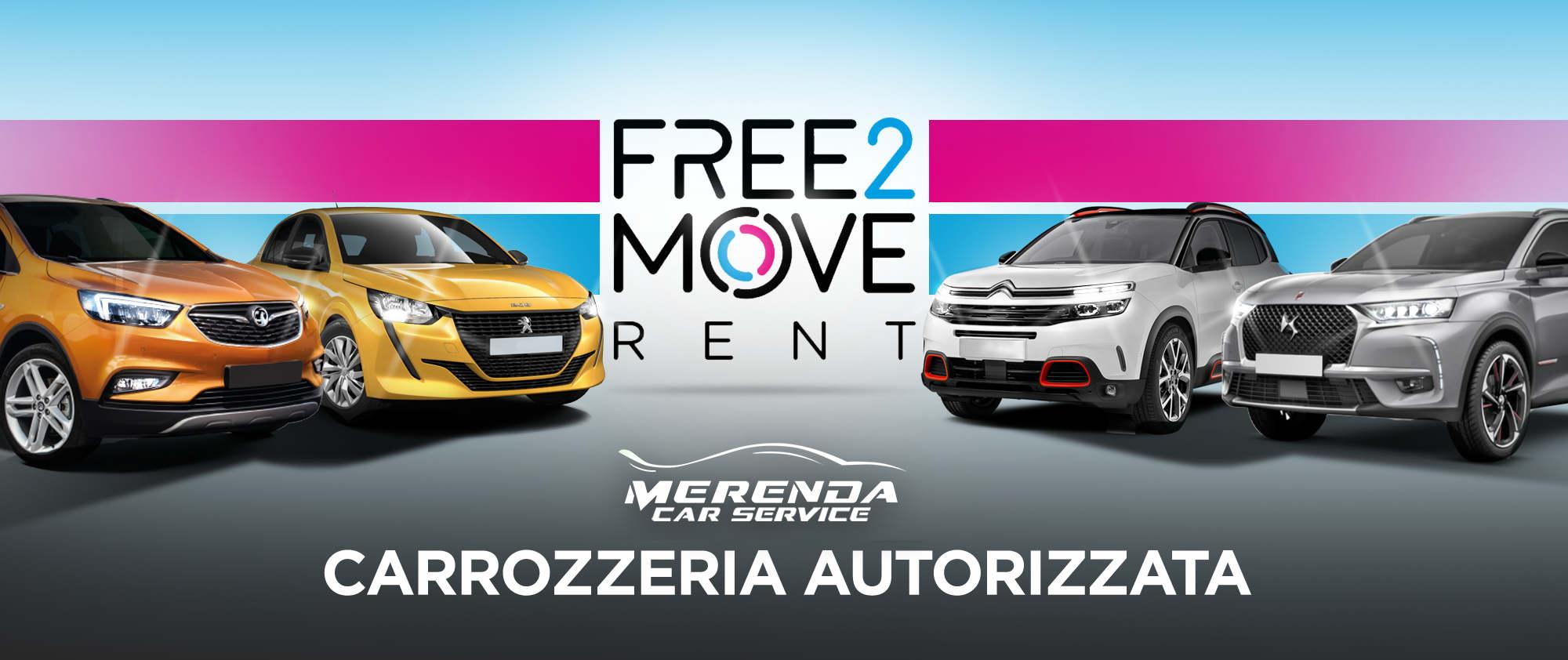 carrozzeria autorizzata Free2Move