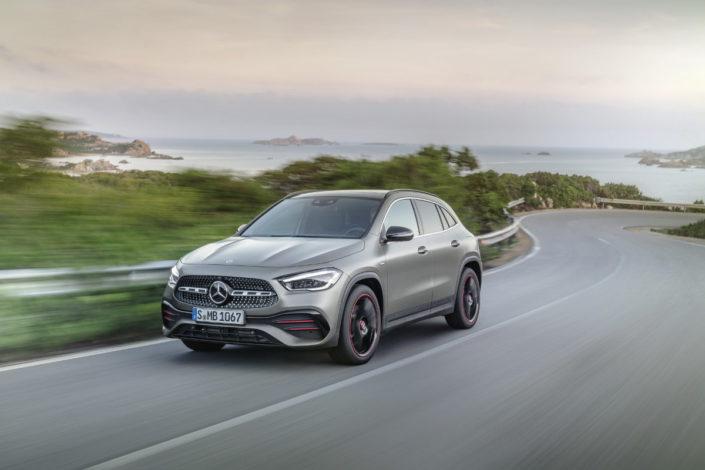 Nuovo Mercedes-Benz GLA
