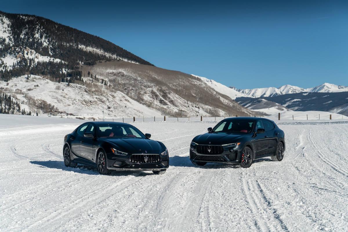Maserati Ghibli, Quattroporte e Levante Edizione Ribelle