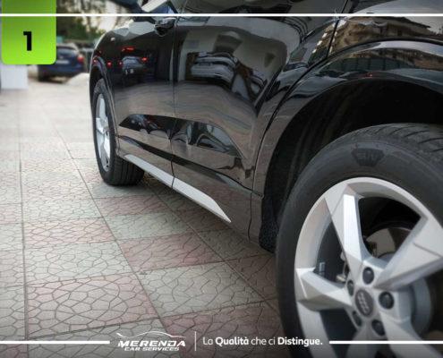 Ripristino Porte su Audi Q3