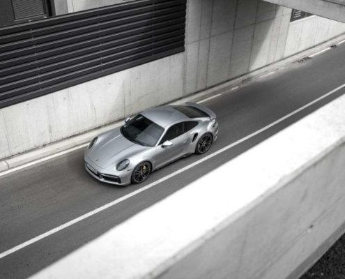 PORSCHE 911 TURBO, 650 CV DI POTENZA