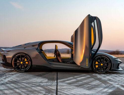 Koenigsegg Gemera, l'auto familiare più bella del mondo