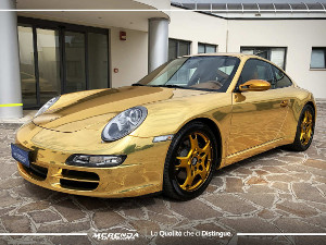 CAR WRAPPING PORSCHE CARRERA S