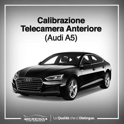 CALIBRAZIONE TELECAMERA ANTERIORE AUDI A5