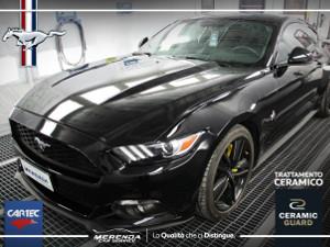 """Trattamento Ceramico su Ford Mustang """"Black Edition"""""""