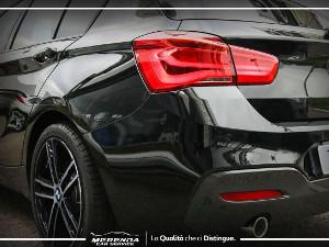 Ripristino Parafango Posteriore BMW Serie 1