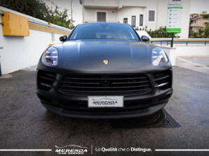WRAPPING PORSCHE MACAN S