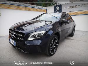 Lucidatura Mercedes GLA 200D
