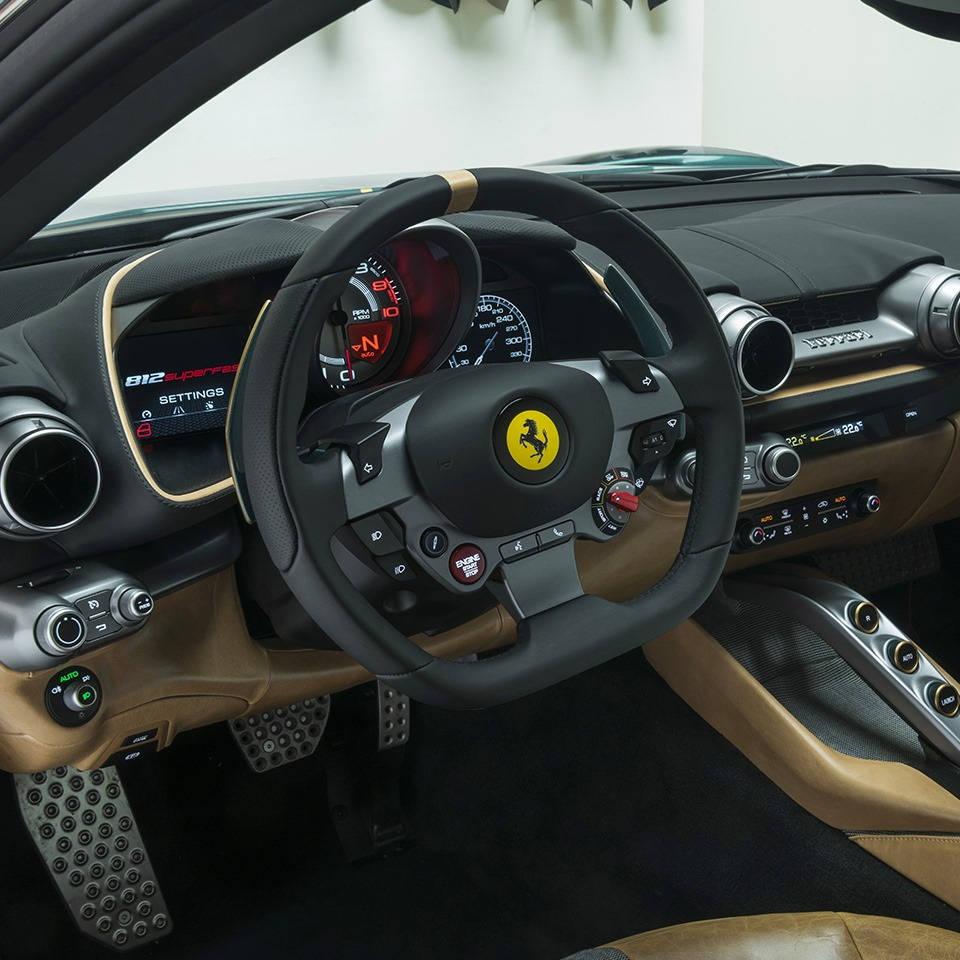Ferrari 812 Superfast Personalizzata