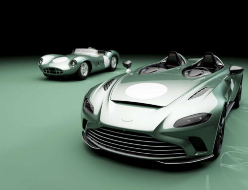 L'esclusiva Aston Martin V12 Speedster è ora disponibile