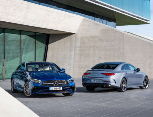 Mercedes CLS, presentato l'ultimo restyling