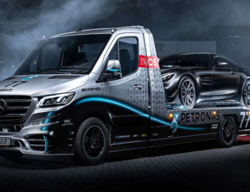 Carro Attrezzi Mercedes Sprinter di Kegger