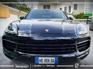 Trattamento Car Detailing su Porsche Cayenne E-Hybrid