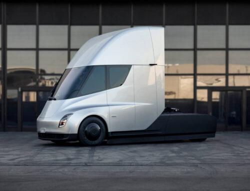 Tesla Semi, il camion elettrico dell'azienda di Elon Musk